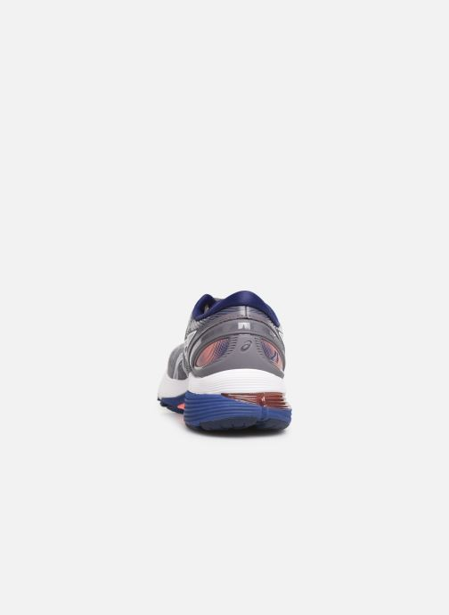 Sport shoes Asics Gel-Nimbus 21 Purple view from the right