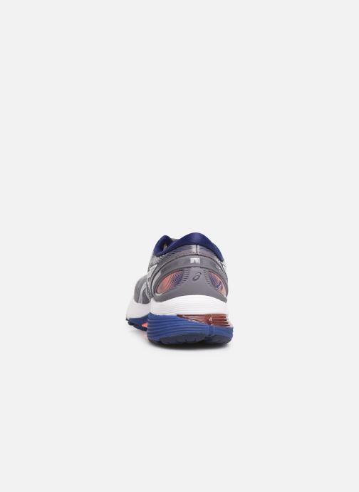 Chaussures de sport Asics Gel-Nimbus 21 Violet vue droite