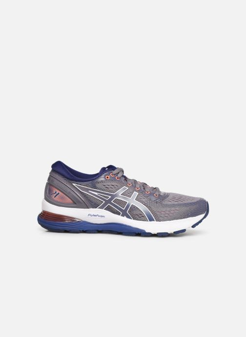 Sport shoes Asics Gel-Nimbus 21 Purple back view