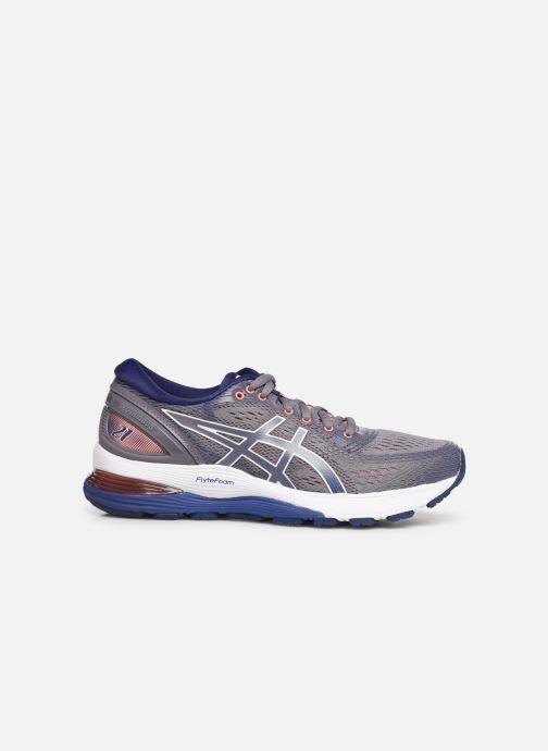 Chaussures de sport Asics Gel-Nimbus 21 Violet vue derrière