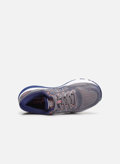 Sport shoes Asics Gel-Nimbus 21 Purple view from the left