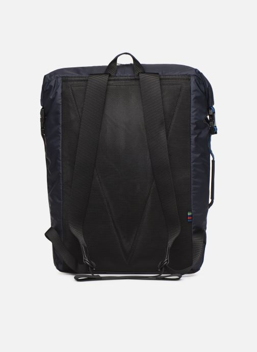 Rugzakken PS Paul Smith ZIP TOP BACKPACK Blauw voorkant