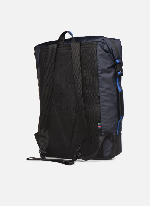Rugzakken PS Paul Smith ZIP TOP BACKPACK Blauw rechts