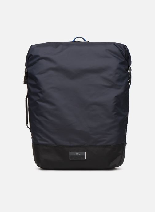 Rugzakken PS Paul Smith ZIP TOP BACKPACK Blauw detail