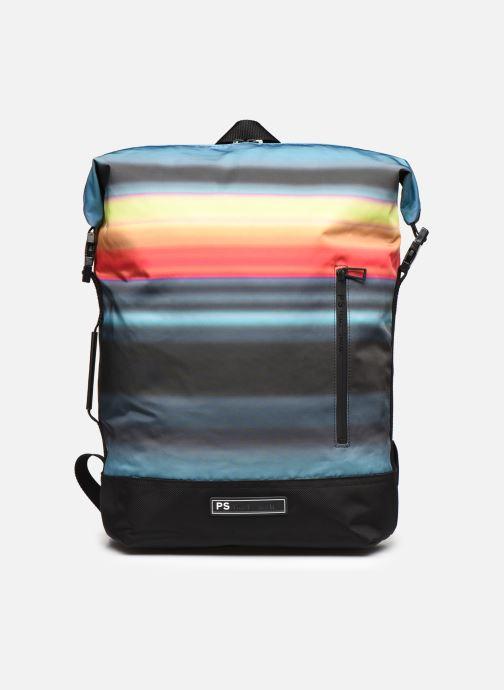 Sacs à dos PS Paul Smith ZIP TOP BACKPACK Multicolore vue détail/paire
