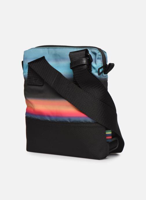 Sacs homme PS Paul Smith FLIGHT BAG Multicolore vue droite