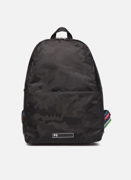 Rugzakken PS Paul Smith BACKPACK CAMO Zwart detail