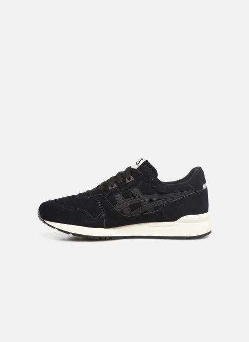Sneakers Asics Gel-Lyte M Zwart voorkant