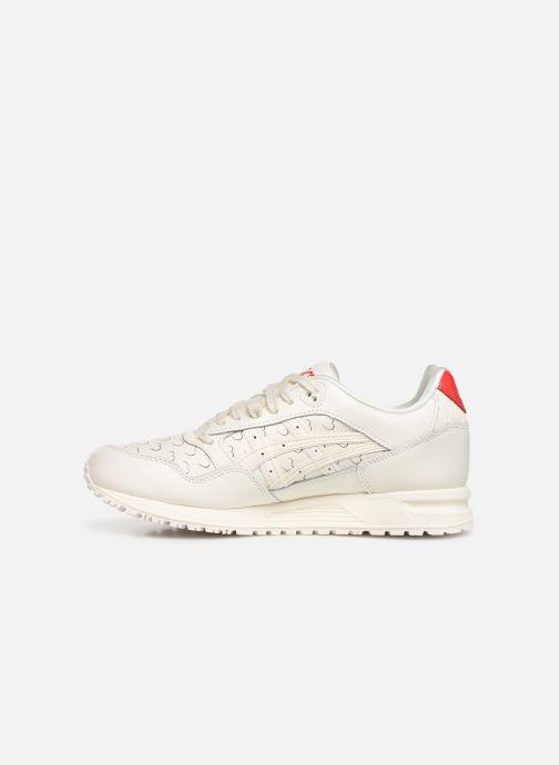 Sneakers Asics Gelsaga Valentine Wit voorkant
