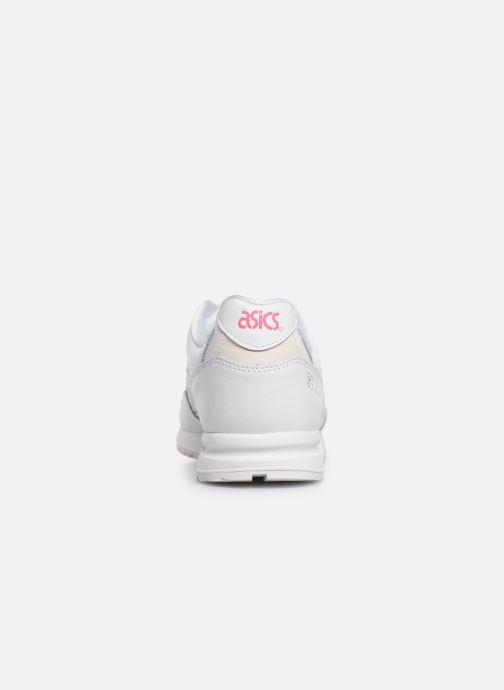 Baskets Asics Gelsaga Sakura Blanc vue droite
