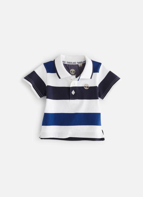Vêtements Timberland T05H67 Blanc vue détail/paire