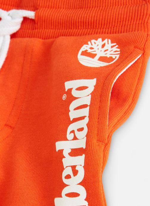 Vêtements Timberland T04922 Orange vue portées chaussures