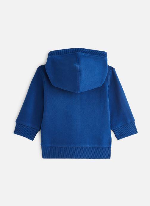 Vêtements Timberland T05H76 Bleu vue bas / vue portée sac