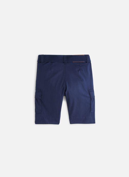 Vêtements Timberland T24A49 Bleu vue bas / vue portée sac