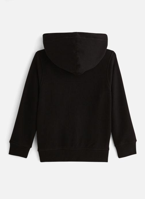 Vêtements Timberland T25N92 Noir vue bas / vue portée sac