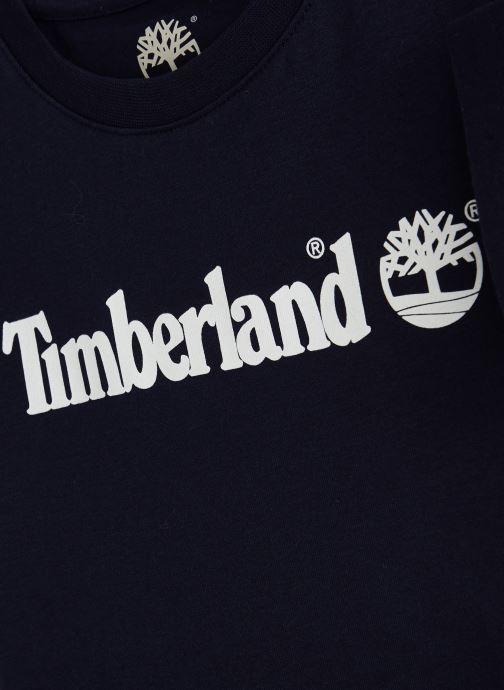 Kleding Timberland T25P12 Blauw model