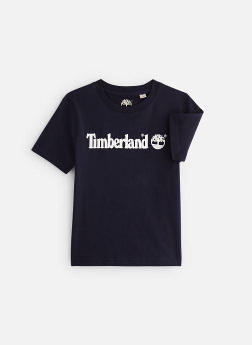 Kleding Timberland T25P12 Blauw detail