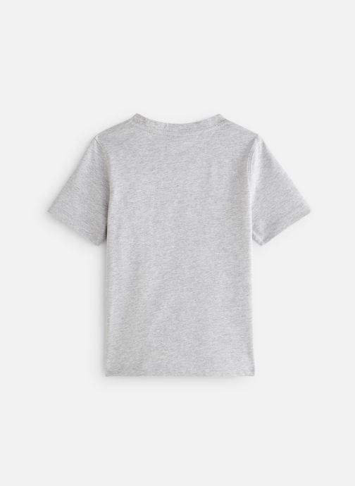 Vêtements Timberland T25P12 Gris vue bas / vue portée sac