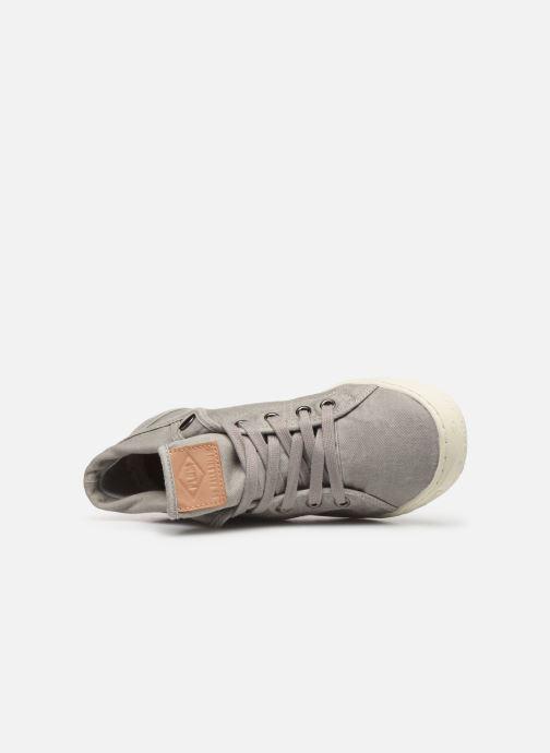 Sneakers P-L-D-M By Palladium Gaetane Twl  C Grijs links