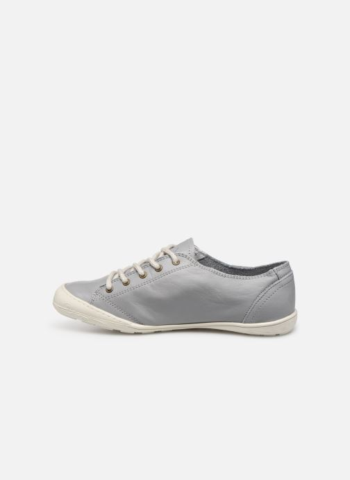 Deportivas P-L-D-M By Palladium Game Vit C Gris vista de frente
