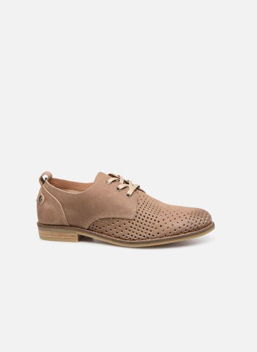 Zapatos con cordones P-L-D-M By Palladium Singa Tbl Beige vistra trasera