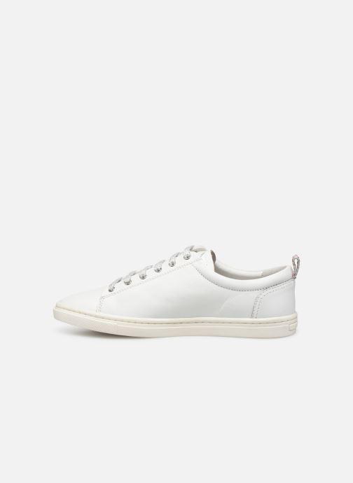 Sneakers P-L-D-M By Palladium Beguin Lea Wit voorkant