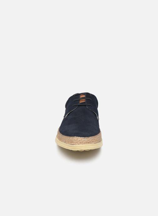 Chaussures à lacets P-L-D-M By Palladium Epidemic Bleu vue portées chaussures