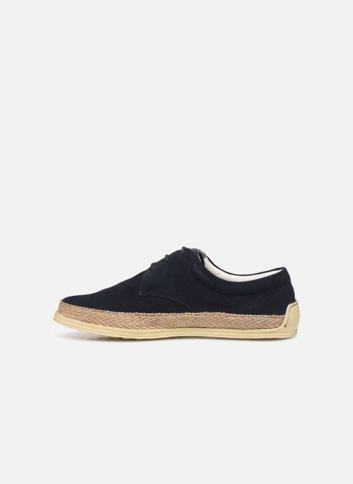 Chaussures à lacets P-L-D-M By Palladium Epidemic Bleu vue face