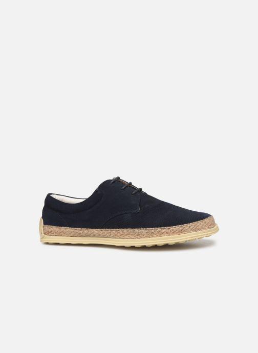 Chaussures à lacets P-L-D-M By Palladium Epidemic Bleu vue derrière