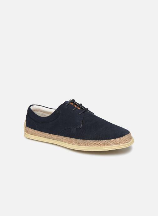 Chaussures à lacets P-L-D-M By Palladium Epidemic Bleu vue détail/paire