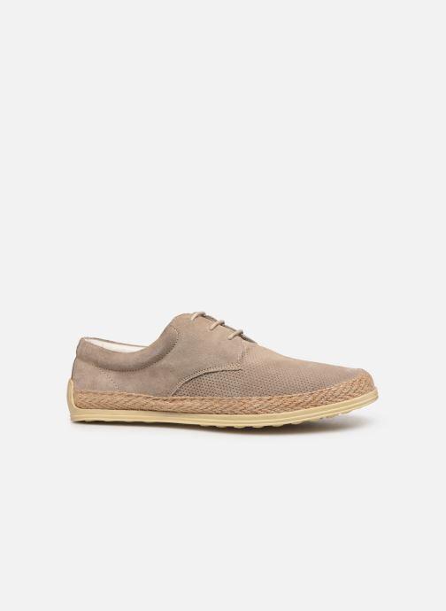 Chaussures à lacets P-L-D-M By Palladium Epidemic Beige vue derrière
