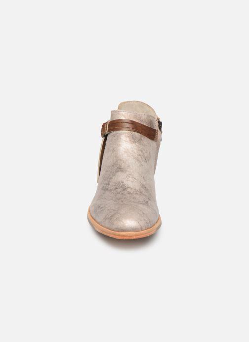 Boots en enkellaarsjes P-L-D-M By Palladium Perfection Fl Zilver model