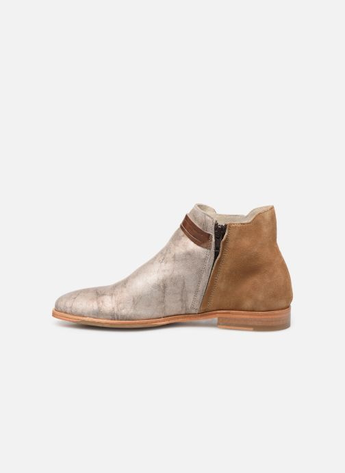 Boots en enkellaarsjes P-L-D-M By Palladium Perfection Fl Zilver voorkant