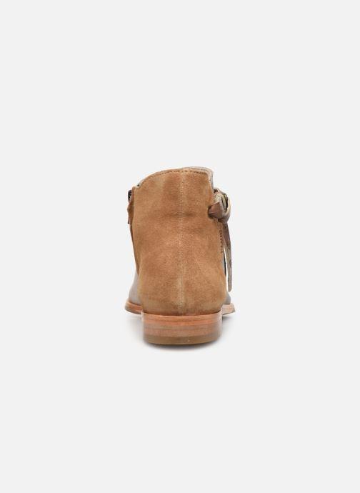 Bottines et boots P-L-D-M By Palladium Perfection Fl Argent vue droite
