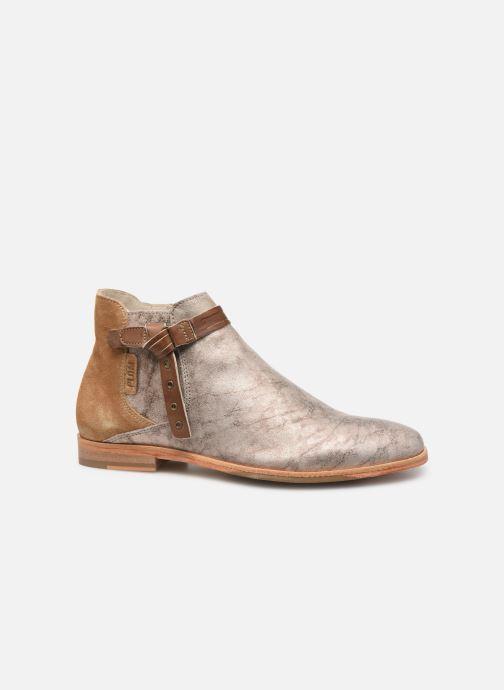 Bottines et boots P-L-D-M By Palladium Perfection Fl Argent vue derrière