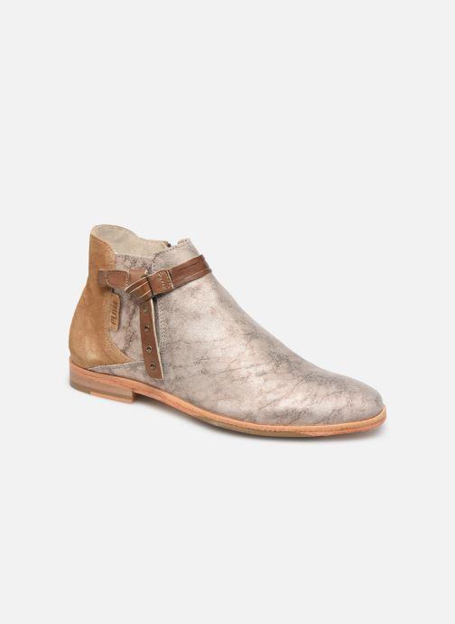 Bottines et boots P-L-D-M By Palladium Perfection Fl Argent vue détail/paire