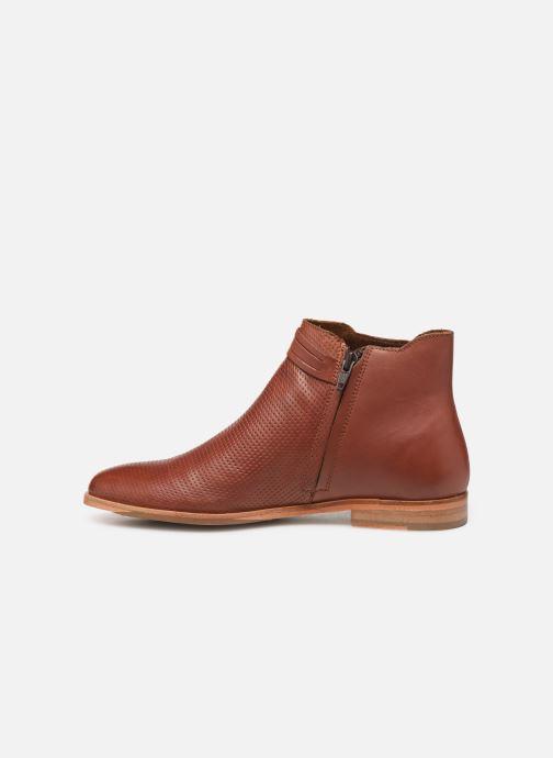 Bottines et boots P-L-D-M By Palladium Perfection Lea Marron vue face