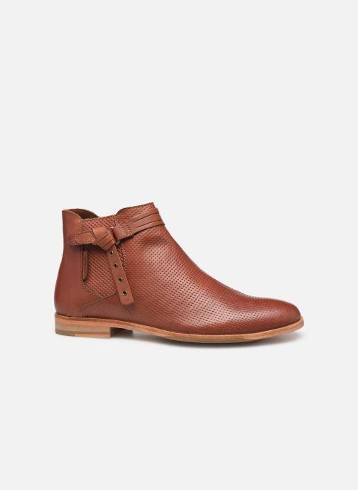 Boots en enkellaarsjes P-L-D-M By Palladium Perfection Lea Bruin achterkant