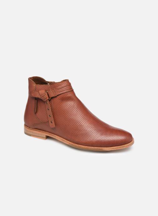 Bottines et boots P-L-D-M By Palladium Perfection Lea Marron vue détail/paire