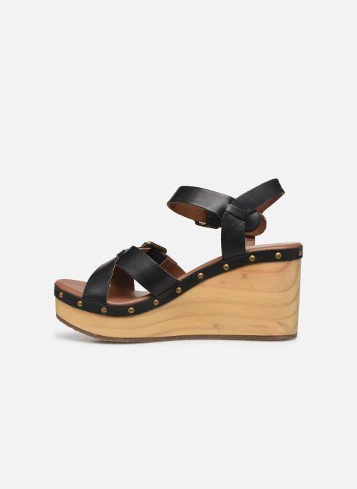 Sandali e scarpe aperte P-L-D-M By Palladium Zillion Nero immagine frontale