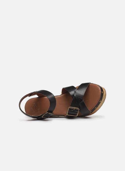 Sandali e scarpe aperte P-L-D-M By Palladium Zillion Nero immagine sinistra