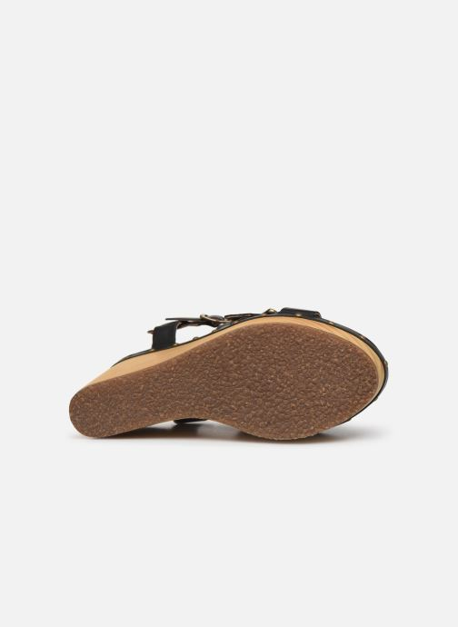 Sandali e scarpe aperte P-L-D-M By Palladium Zillion Nero immagine dall'alto