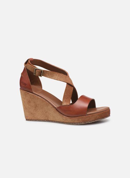 Sandali e scarpe aperte P-L-D-M By Palladium Kheops Marrone immagine posteriore