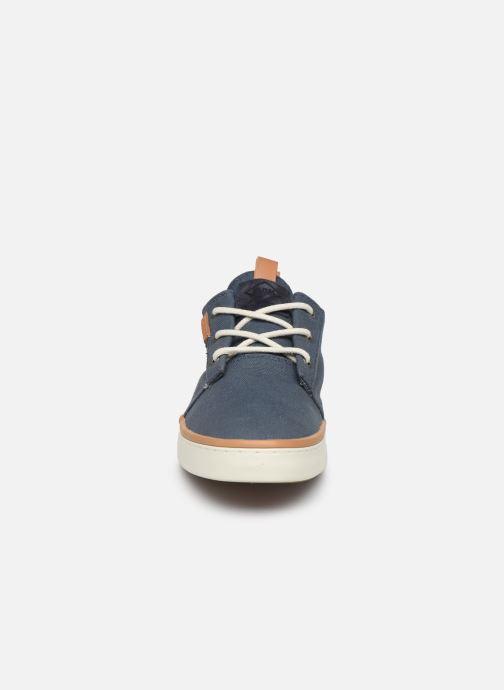 Baskets P-L-D-M By Palladium Free Cvs C Bleu vue portées chaussures