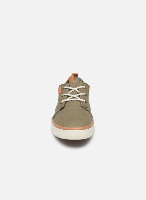 Baskets P-L-D-M By Palladium Free Cvs C Vert vue portées chaussures