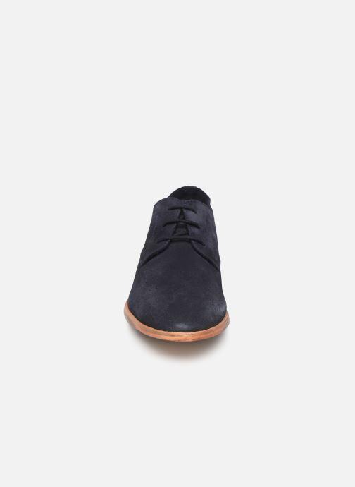 Chaussures à lacets P-L-D-M By Palladium Paroxysm Sud Bleu vue portées chaussures