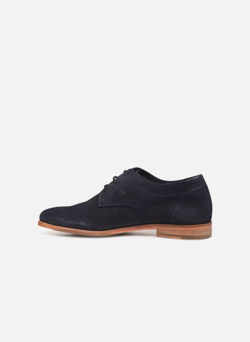 Chaussures à lacets P-L-D-M By Palladium Paroxysm Sud Bleu vue face