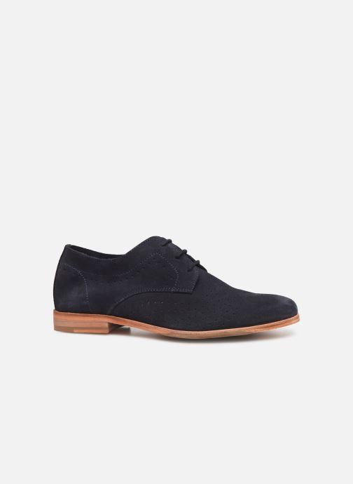 Chaussures à lacets P-L-D-M By Palladium Paroxysm Sud Bleu vue derrière