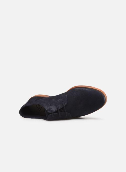 Chaussures à lacets P-L-D-M By Palladium Paroxysm Sud Bleu vue gauche