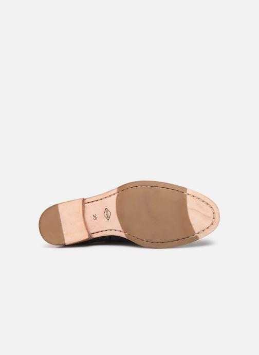 Chaussures à lacets P-L-D-M By Palladium Paroxysm Sud Bleu vue haut